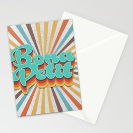 Bona Petit Stationery Cards