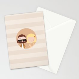 Margot & Richie Stationery Cards