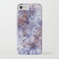 batik iPhone & iPod Cases featuring Batik Crackle by Amy Sia