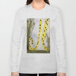 There went a JAGUAR! Long Sleeve T-shirt