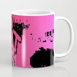Meat is Murder  Red Death Coffee Mug