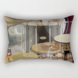 Percussion Instruments Rectangular Pillow