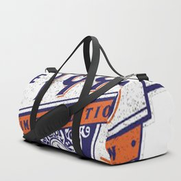 Made-In-1993-Birthday-T-Shirt-24th-Birthday-Gift-Idea Duffle Bag