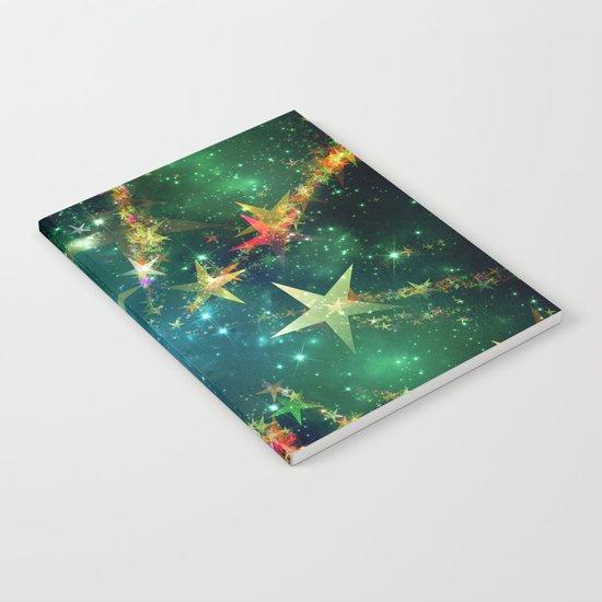 Christmas Flight Notebook