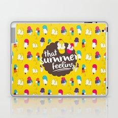 That summer feeling Laptop & iPad Skin