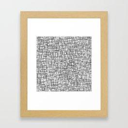 komada Framed Art Print