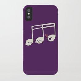 Sounds O.K. (off key) iPhone Case
