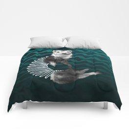 Ferret Slinky Comforters