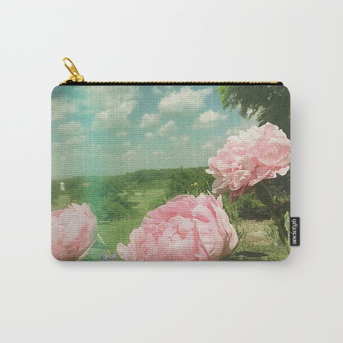 Boho Vibe Carry-All Pouch