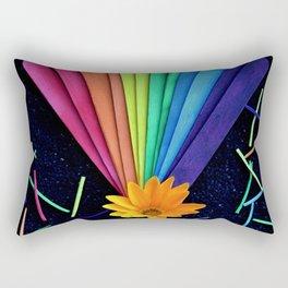 Fan-tastic! Rectangular Pillow