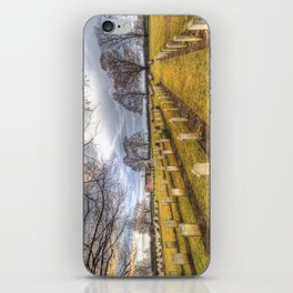World War 2 War Graves Budapest iPhone Skin
