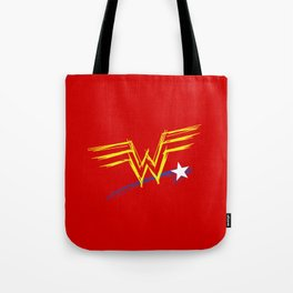 Diana Prince: Raw Tote Bag