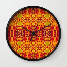 Colorful Life 42 Wall Clock