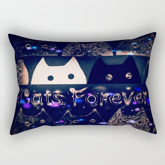 cats-62 Rectangular Pillow