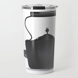 Victorian Black Kettle Travel Mug
