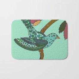 Little Songbird Bath Mat