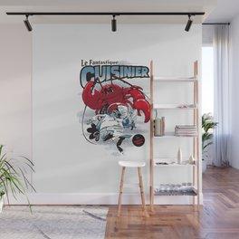Le fantastique cuisinier Wall Mural