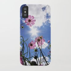 IT'S A BEAUTIFUL SUNNY DAY Slim Case iPhone X