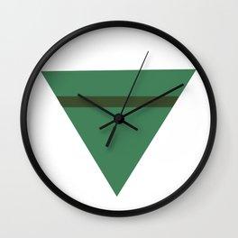 Gnome Earth Wall Clock