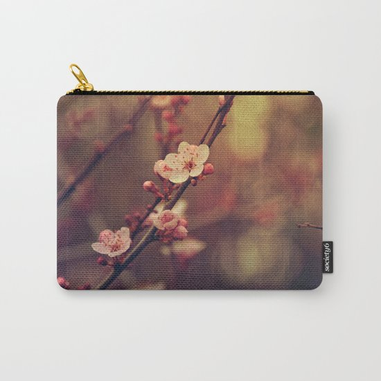 Beauty of Cherry Blossom Carry-All Pouch