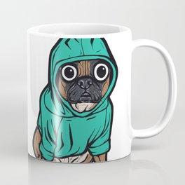 French Bulldog Hoodie Coffee Mug
