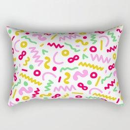 Party Popper 02 Rectangular Pillow