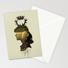 New Fawn Glory Stationery Cards