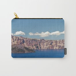 Crater Lake, Mount Mazama, Oregon, Northwest Mountain Carry-All Pouch