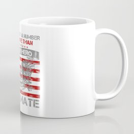 He is my Hero - Soulmate Coffee Mug