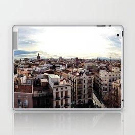 A Walk Across The Rooftops Laptop & iPad Skin