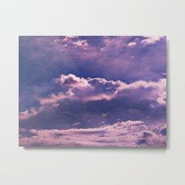 Clouds 27 Metal Print