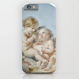 François Boucher - Poetry iPhone Case