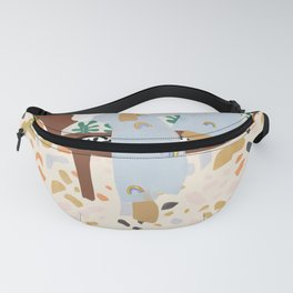 There is always Sunshine after Rain Fanny Pack