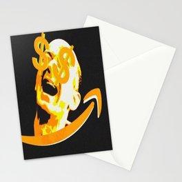 Has Bezos Decided Stationery Cards