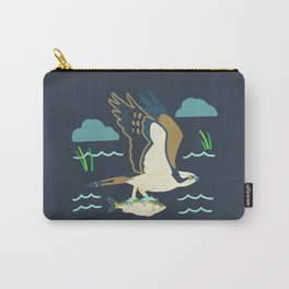 Osprey + Fish Carry-All Pouch