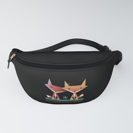 Loving Foxes Fanny Pack