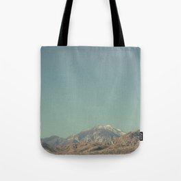 Deserted Tote Bag