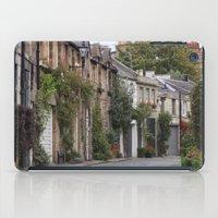 edinburgh iPad Cases featuring Edinburgh street by RMK Photography