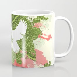 Leaf Bird Coffee Mug