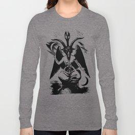 Der Baphomet Long Sleeve T-shirt