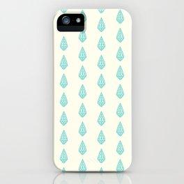 Happy Briolette Gems iPhone Case