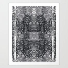 Snake Charmer Art Print