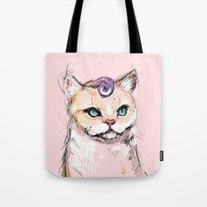 Josephine The Cat Tote Bag