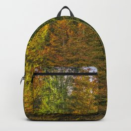 Autumn Landscape Backpack
