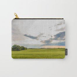 Fields, Ruso, North Dakota Carry-All Pouch