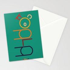 k- koala Stationery Cards