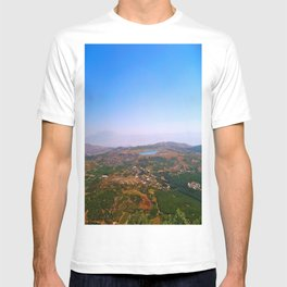 On the Mountain Top  T-shirt