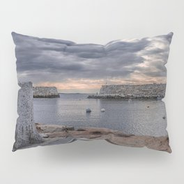 Cloudy afternoon at Lanes Cove 2392 Pillow Sham