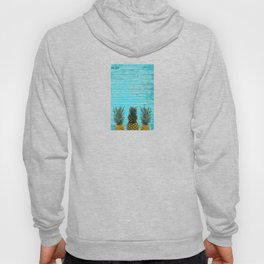 Pineapple summer Hoody