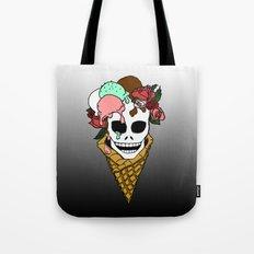 Hella Dark Tote Bag